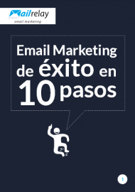 Descarga gratis email marketing de éxito en 10 pasos