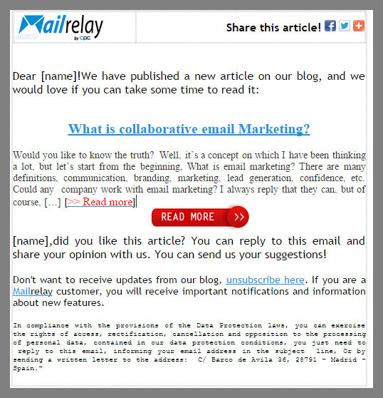 Is it possible to increase the click rates  using animated GIF in email marketing 2
