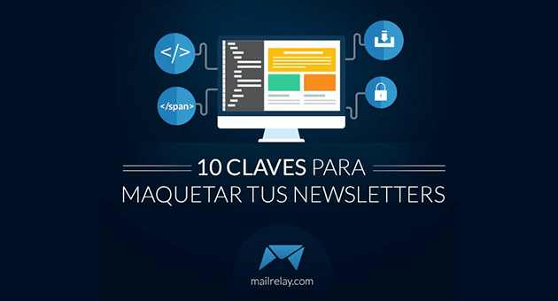 10 claves para maquetar tu newsletter