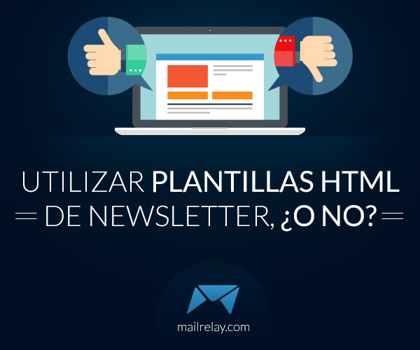 plantillas html de newsletter