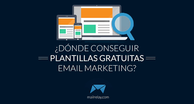 Dónde conseguir plantillas html gratuitas de email marketing