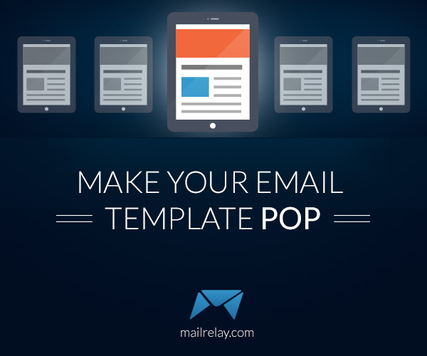 create email template .
