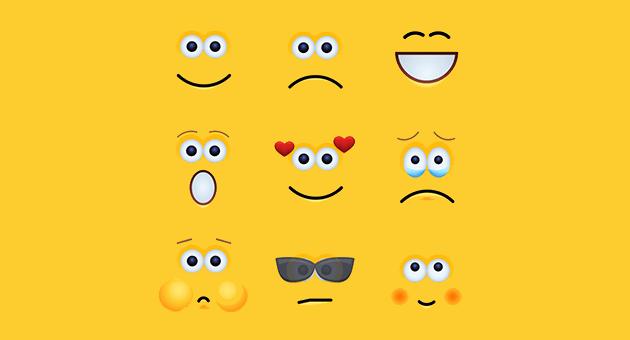 Cómo obtener emoticones para email