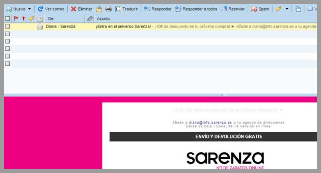 ejemplo de segmentación efectivo para marketing por email