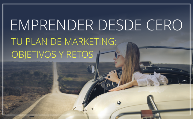 Objetivos de un plan de marketing