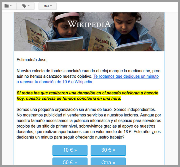 wikipedia email marketing