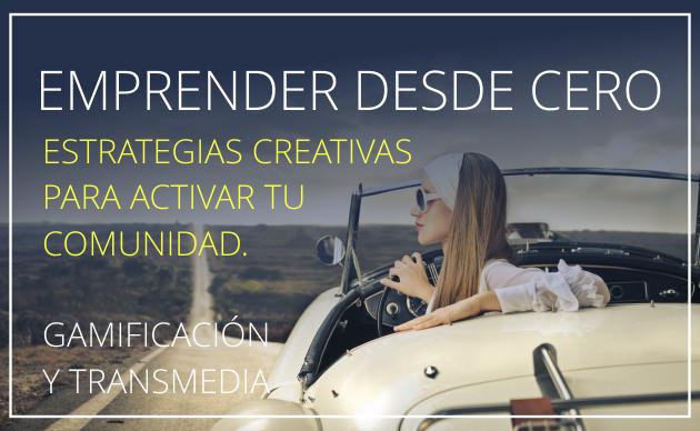 Estrategias creativas de Gamificación y transmedia