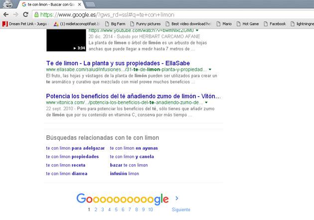 Buscador de google como herramientas de posicionamiento de buscadores