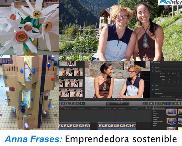 Anna Frases emprendedora sostenible