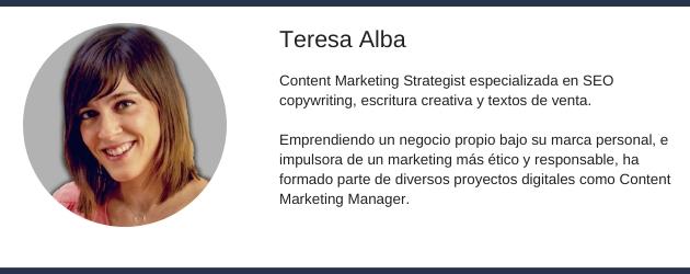 Teresa Alba