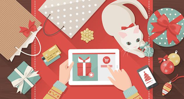 Cómo lanzar una campaña publicitaria navideña en Internet