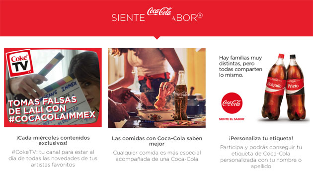 Estrategia de marketing emocional de Coca Cola