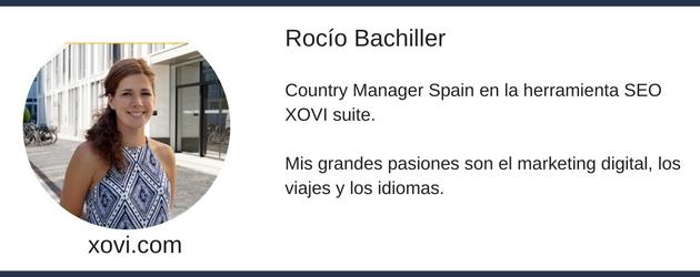 Rocío Bachiller