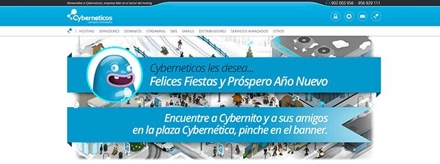 Hosting de Cyberneticos