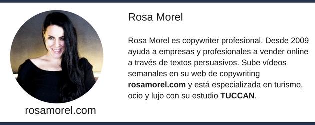 Rosa Morel