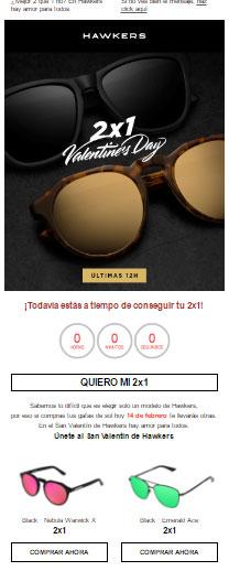 ejemplo newsletter de moda 3
