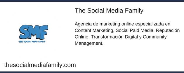 The Social Media Family