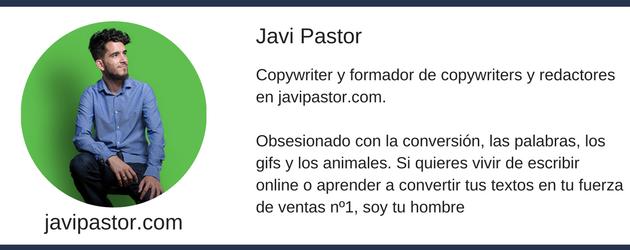 Javi Pastor