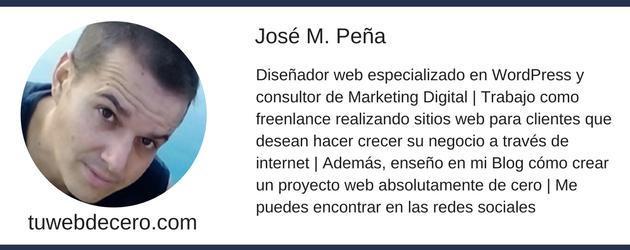 José M. Peña