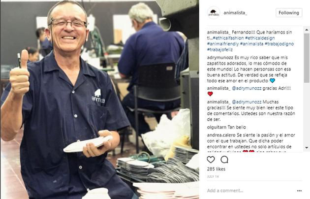 fabrica animalista instagram