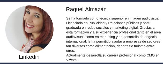 Raquel Almazán