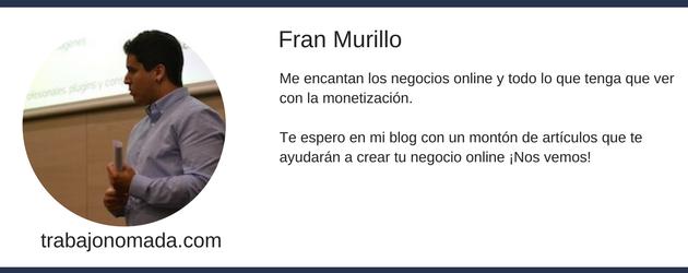 Fran Murillo