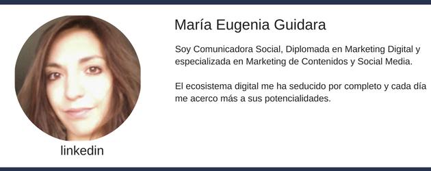 María Eugenia Guidara
