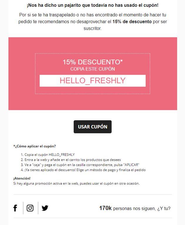 plataformas de mailing y startups