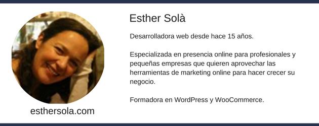 Esther Solà