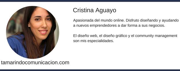 Cristina Aguayo