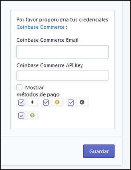 shopify coinbase