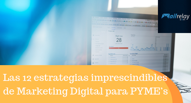 estrategias imprescindibles de Marketing Digital