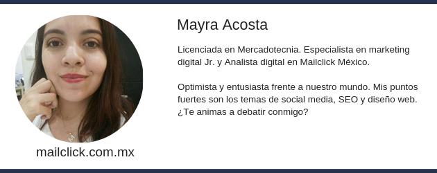 Mayra Acosta