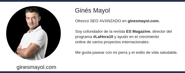 Ginés Mayol