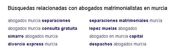 "Encontrar ""long tails"" usando el buscador de Google"