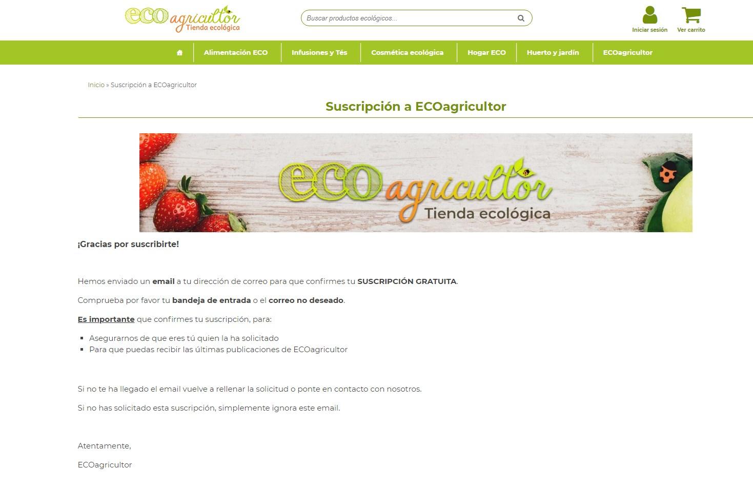 Ecoagricultor