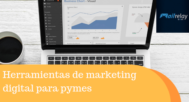 Herramientas de marketing digital para pymes