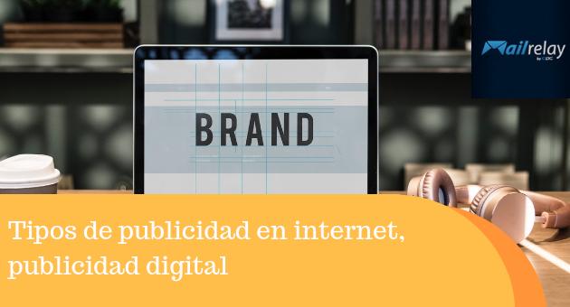 Tipos de publicidad en internet, publicidad digital