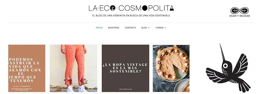 La Eco-Cosmopolita
