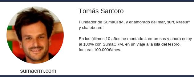 Tomás Santoro