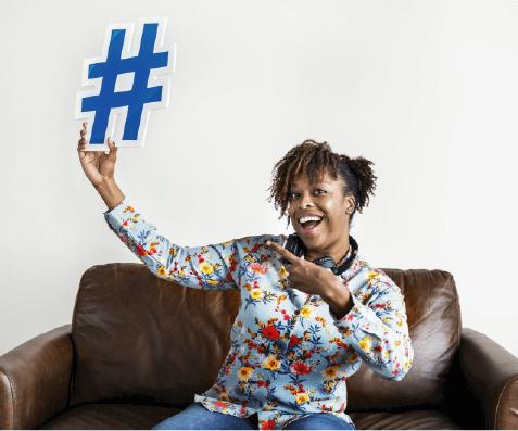 Sorteo instagram hashtag