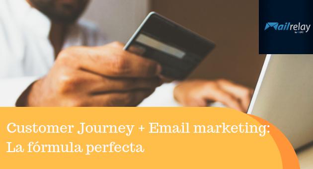 Customer Journey + Email marketing: La fórmula perfecta