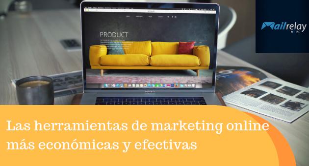 Las herramientas de marketing online más económicas y efectivas