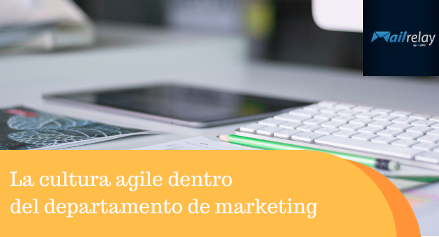 La cultura agile dentro del departamento de marketing