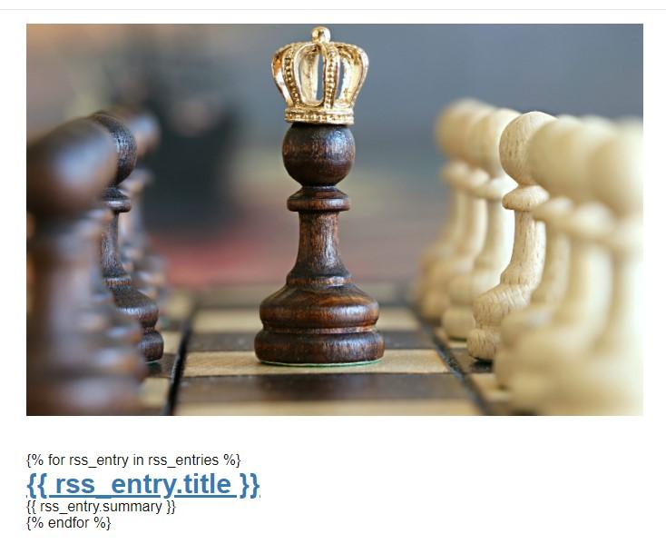 boletines RSS