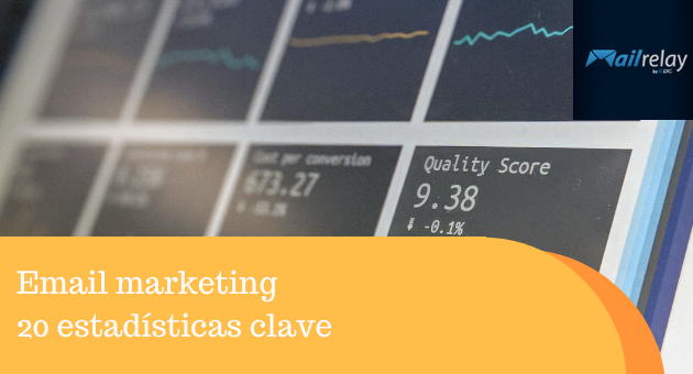 Email marketing 20 estadísticas clave