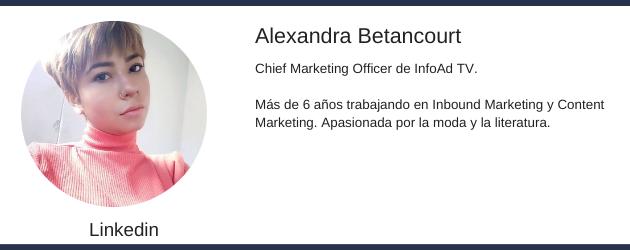 Alexandra Betancourt