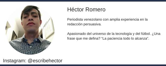 Héctor Romero