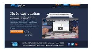 Mailrelay: programa de envíos masivos