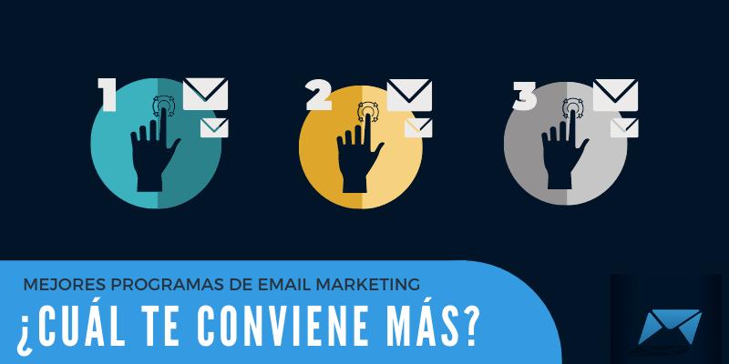 Herramientas de mailing: cómo saber qué software te conviene más